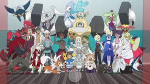 Pokemon Sun & Moon Episodio 146 [Final] | Wocial | Foro Anime, Manga,  Comics, Videojuegos Social.