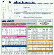 How And Where To Measure Clothing. Measurements On Clothing Are ...