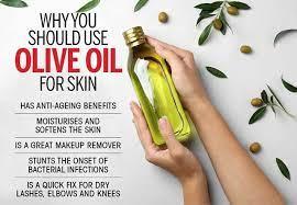 benefits of olive oil for skin femina in