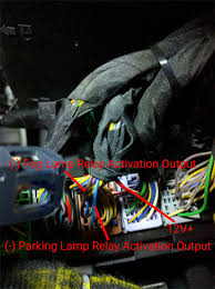 2016 suburban lt fog lamps install with oem switch chevy tahoe Fog Lamp Relay Wiring trigger wire for your fog lamp relay, should be the same color as you found inside at the bcm fog lamp relay switch wiring
