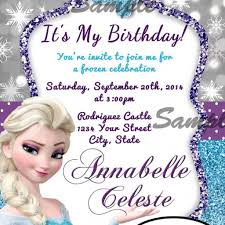 elsa birthday invitations elsa birthday invitations elsa birthday invitations and the