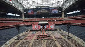 Texans Reliant Stadium Seating Chart Nrg Stadium Nrg Park