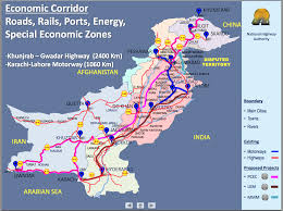 Image result for cpec map