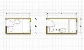 Bathroom Plan Small Bathroom Plans