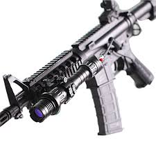 Ar 15 Laser Light Us 133 65 10 Off Drop Shipping Laserspeed Ls Ks1 G100a Long Distance High Power Weapon Green Laser Flashlight In Lasers From Sports Entertainment