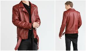 faux red leather jacket splurge biker jacket red nbspnbsp 14900 zara nbsp other white faux leather faux red leather jacket
