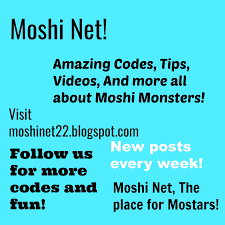 If Your A Moshi Monster Fan