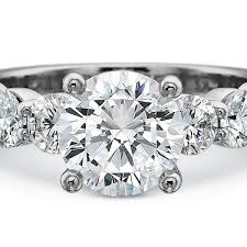Precision Set Engagement Ring 001 711 00273 Engagement Rings From