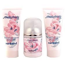 anais anais for women by cacharel 3 pc gift set eau de toilette spray 3 4 oz body lotion 3 3 oz shower gel 3 3 oz for 61 99