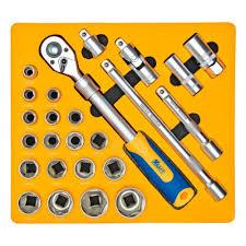 <b>Набор инструментов KRAFT</b> KT 700617 1/2Dr, 25 предметов ...