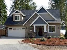 house plan craftsman k 1440 robinson plans waterfront house plans with lots of windows lake walkout
