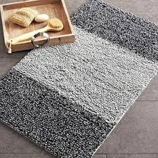 looped bathroom rugs melange chunky loop bath rug gray cotton loop bathroom rugs looped bathroom rugs