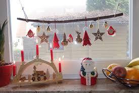 Weihnachtsdekoration Für Das Fenster Schnell Und Einfach