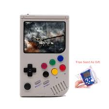 Gameboy Micro Charging Lights Lcl Pi Retro Raspberry Pi For Gameboy Handheld Game Console With Super Ips Shock Joystick Boy Pi 3b B 64g Classic Color