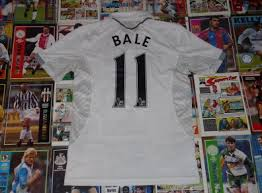 Browse nfl, nba, football, f1, rugby & more with fast worldwide delivery to all fans from the uk to europe and international. Vintage Tottenham Hotspur Jersey 11 Gareth Bale Excellent Condition For Sale In South Circular Road Dublin From Shirtsvskins