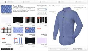 Shirt Making Software Custom Online Shirt Design Software Tool To Personalize Dress