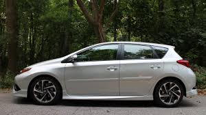 2016 Scion iM: First Drive Of New Compact Hatchback