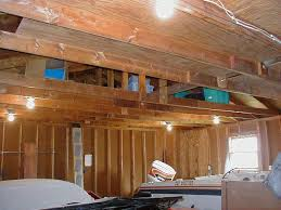 garage rebuild when i moved in the garage had a fuse box and one circuit that ran the garage door and one light i ve added a 100 amp circuit breaker box and