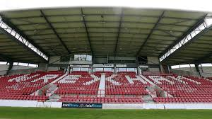 Ryan reynolds & rob mcelhenney's wrexham association football club takeover passes fca local constabulary in penycae yet again @wrexham @wrexhamcbc no need to watch the bill on. Plans For Wrexham Afc S Racecourse Stadium Take Huge Step Forward North Wales Live