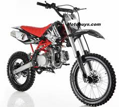 apollo dirt bike 125cc over size with 17 tire twin spar frame