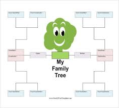 my family tree template simple family tree template 40 free word excel pdf format