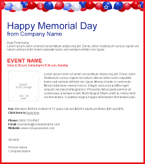 Email Templates Memorial Day Email Templates Memorial Day 4