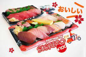 """จองคิวกินที่ร้านไม่ทัน สั่ง """"ซูชิสายพาน 100 เยน"""" Sushiro  อันดับหนึ่งในญี่ปุ่น มากินที่บ้านก็ได้เนอะ ^^   ชิม ช็อป แชะ  แวะเที่ยวไปกับเรา www.Hello2Day.com เว็บไซต์ที่รวมรีวิวร้านอาหาร  สถานที่ท่องเที่ยว โรงแรม สายการบิน รถเช่า และอื่นๆ ทั้งไทยและต่างประเทศ"""