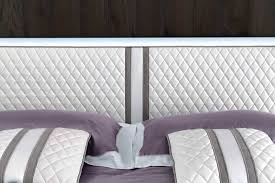 Lacquer Bedroom Furniture White Lacquer Bed Ef Dana Modern Bedroom Furniture