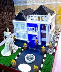 Celebrity Birthday Cake Designs Wow Mercy Aigbe 40th Birthday Check Out The Cake House