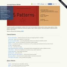 Javascript Patterns Amazing JavaScript Patterns Pearltrees