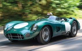 aston martin sports cars