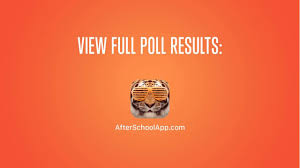 high school education poll american teens surveyed on high school education poll 50 000 american teens surveyed on after school app
