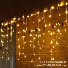battery powered light strings string led lights led snowflake lights trees decorative lights weddings festivals wedding