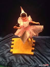 hamilton gifts wizard of oz ballerina yellow brick road stand