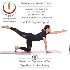 200 hour yoga teacher yoga teacher at diya yoga designs the course keeping in mind the broader view of yoga including philosophy