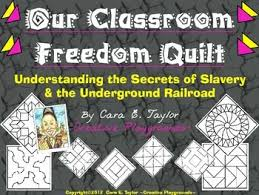 87 best Sweet Clara and the freedom quilt images on Pinterest ... & Black History Month~Classroom Freedom Quilt Activity Adamdwight.com