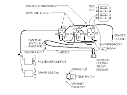 cooling system improvements for a 1980 mgb how to library the mg 1980 mgb radiator fan relay switches diagram