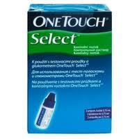 Контрольные растворы для глюкометров купить в Иваново onetouch контрольный раствор select