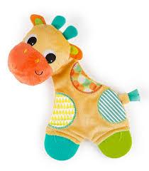 <b>Погремушка Bright Starts</b> Развивающая игрушка Самый мягкий ...