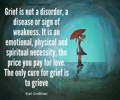 Quotes About Grieving