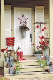 Christmas Decorating Ideas: Garden-Inspired Greeting