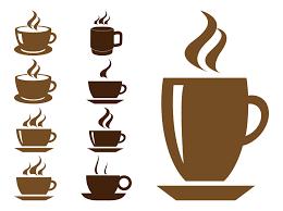 coffee cups graphics