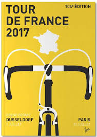 Crossbow Mixing Chart Tour De France 2017 Poster