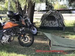Planning A Motorcycle Camping Trip Motorbike Writer