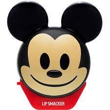 Lip Smacker - Son Disney Emoji Chuột Mickey - Lip Smacker Disney Emoji Lip  Balm – Mickey Mouse – Ice Cream Bar Flavor - Son dưỡng môi, trị thâm Hiệu  LIP SMACKER