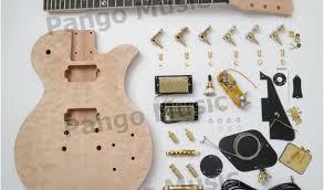 by size handphone tablet desktop original size back to flying v diy guitar kit