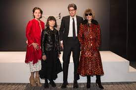 Andrew joseph minyard is a sophomore criminal justice major at palmetto state university, and a goalie for the psu foxes exy team. In Paris Andrew Bolton Discusses The Costume Institute S Upcoming Rei Kawakubo Comme Des Garcons Exhibition Vogue