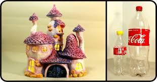 diy whimsy fairy house lamp using e plastic bottles
