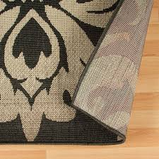 superior lowell collection 4 x 6 area rug indoor outdoor rug