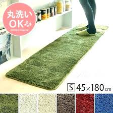 dark brown kitchen rugs mat rug black and non slip washable mats door gy kit gray and brown kitchen rugs